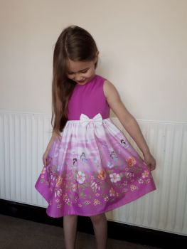 Fairy everyday party dress - made to order