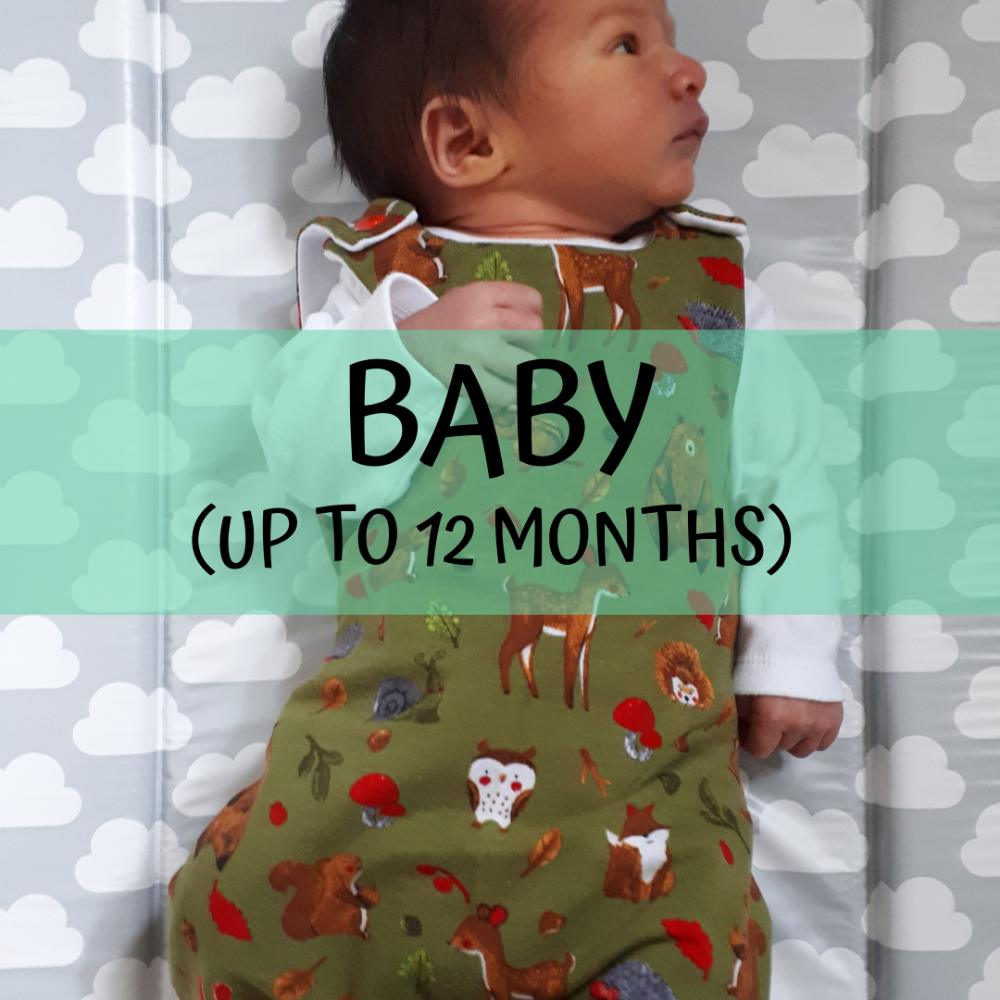<!--01-->  Baby (up to 12 months)