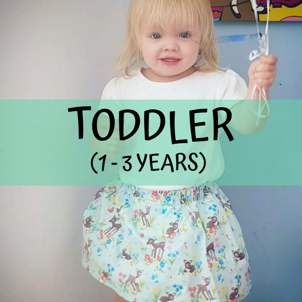 <!--11--> Toddler (1-3 years)