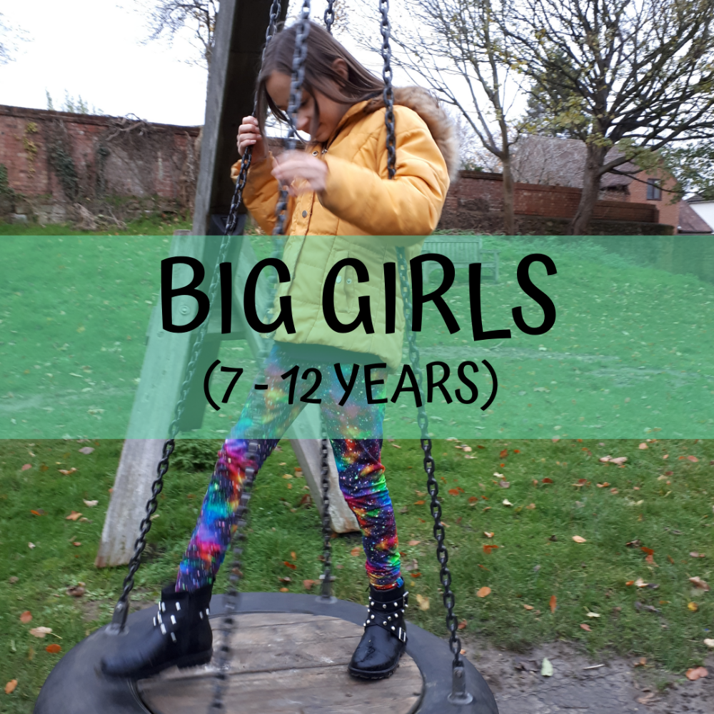 <!--15--> Big Girls (7-12 years)
