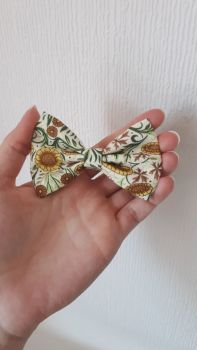 Sunflower hair bow *LAST ONES* - in stock