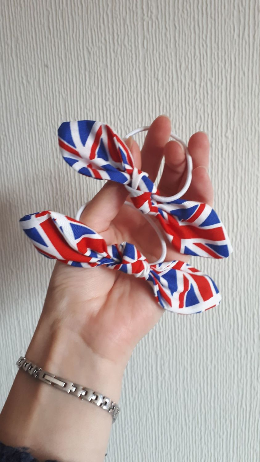 Hair tie - Union Jack