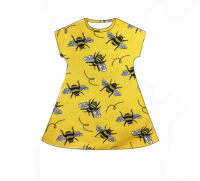 Bee comfy dress - made to order