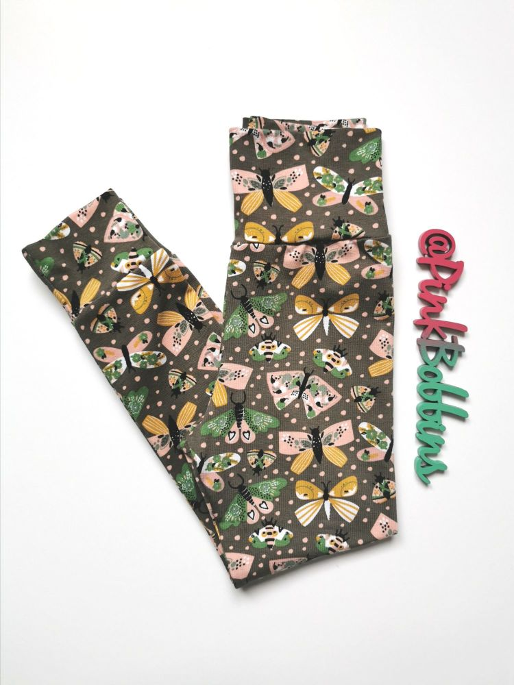 Butterfly leggings *LAST ONES* 2-3yrs - in stock