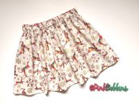 Geometric reindeer skirt - in stock