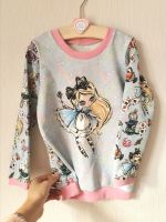 Alice in Wonderland sweatshirt - in stock