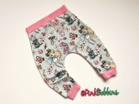 Alice in Wonderland harem joggers - in stock