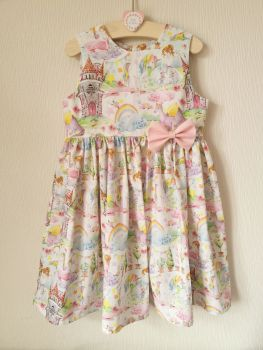 Once upon a time everyday party dress - made to order