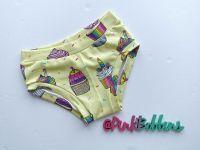 Cupcake pants (organic cotton) - made to order