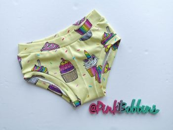 Cupcake pants (organic cotton) - made to order
