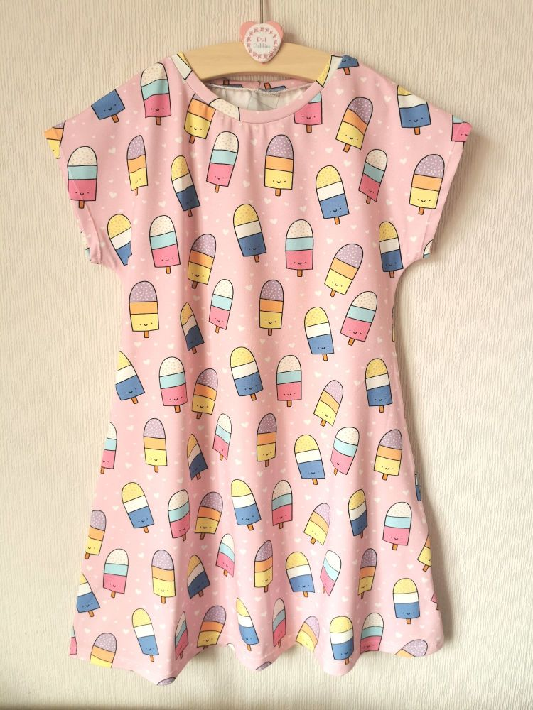 Lolly comfy dress - made to order