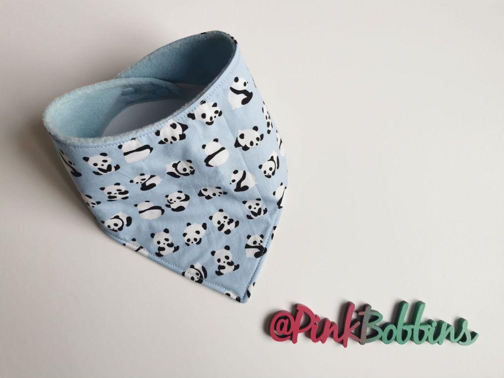 Panda dribble bib *LAST ONE* - in stock