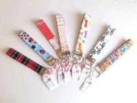 Key wristlet - choice of designs