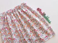 Rainbow skirt - made to order