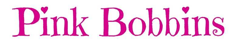 www.pinkbobbins.co.uk, site logo.