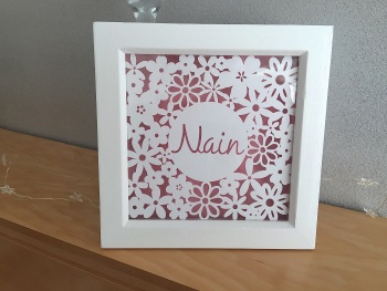 Small Flower Square - Nan/Nain