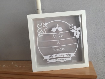 Medium Flower Ring - Wedding/Anniversary
