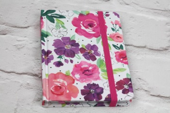 Floral A6 - Notebook