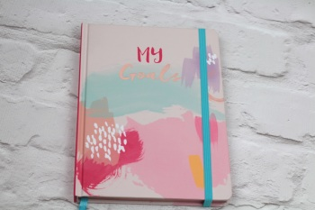 My Goals A5 - Notebook