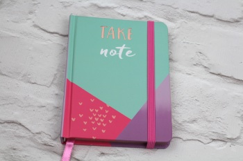 Take Note A6 - Notebook