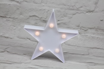 LED Star - Decoration