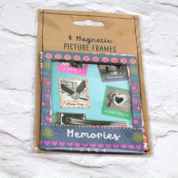 Magnetic Polaroid Photo Frames
