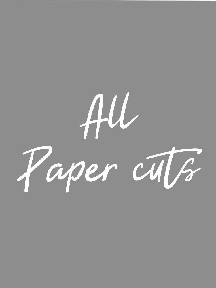 <!--001-->All Paper cuts