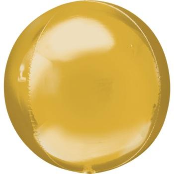 Orb Balloon - Gold