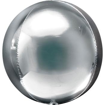 Orb Balloon - Silver
