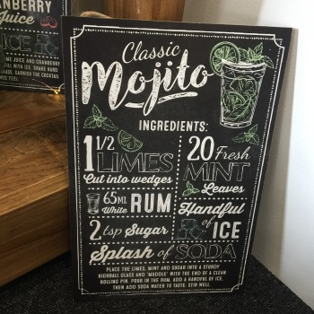 Mojito - Sign