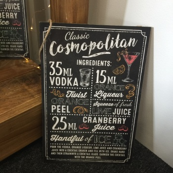 Cosmopolitan - Sign