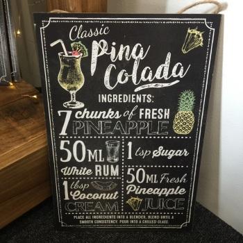 Pina Colada - Sign