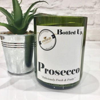 Prosecco - Bottle Candle