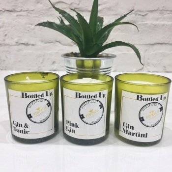 Gin - Mini Bottle Candles