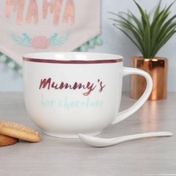 Mummy's Hot Chocolate - Mug