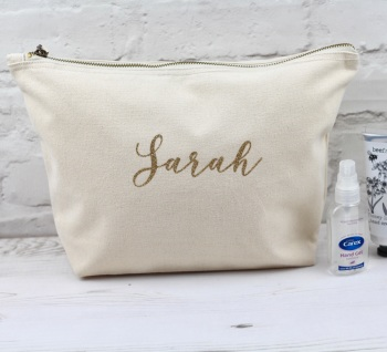 Personalised Bag - Natural