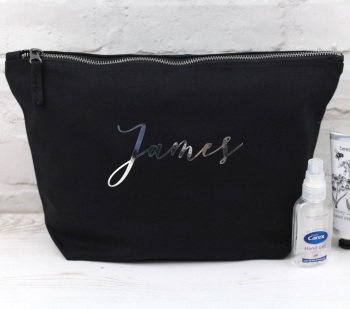 Personalised Bag - Black