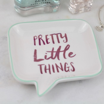 Pretty Little Things - Jewellery Dish/Trinket
