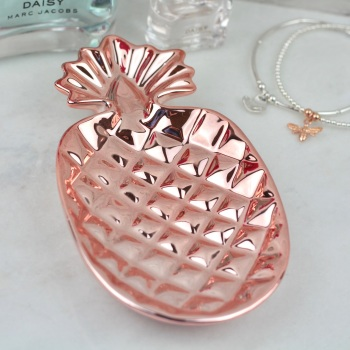 Pineapple - Jewellery Dish/Trinket
