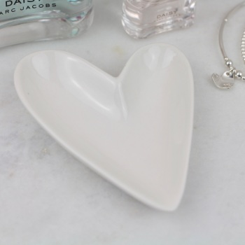 Heart - Jewellery Dish/Trinket