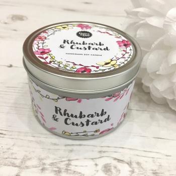 Rhubarb & Custard - Candle