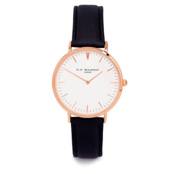 Elie Beaumont- Oxford Large - Black - Watch