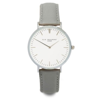 Elie Beaumont- Oxford Large - Grey - Watch