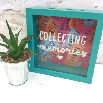 Collecting Memories - Memory Box Frame