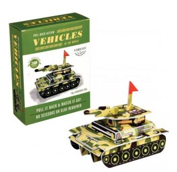 DIY Pull Back - Tank