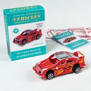 DIY Pull Back - Race Car