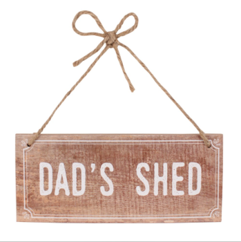 Dad's Shed - Sign