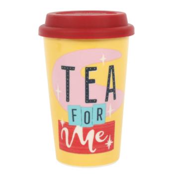 Tea for me - Travel Mug