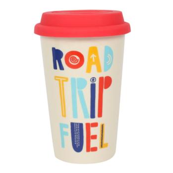 Road trip fuel - Travel Mug