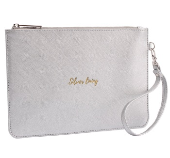 Silver Lining - Pouch Bag